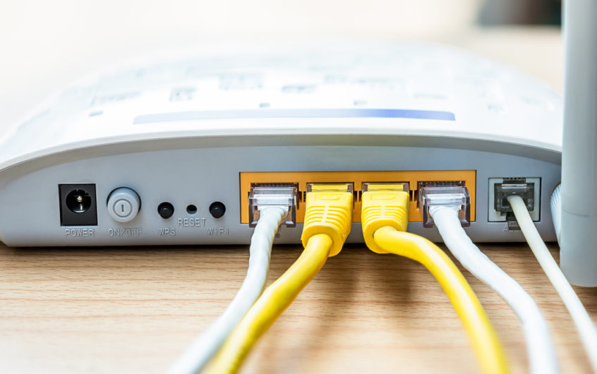 Secure Your Home Router Or Business Network