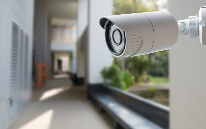 Eyes From Above: 6 Benefits Of A Surveillance Camera System
