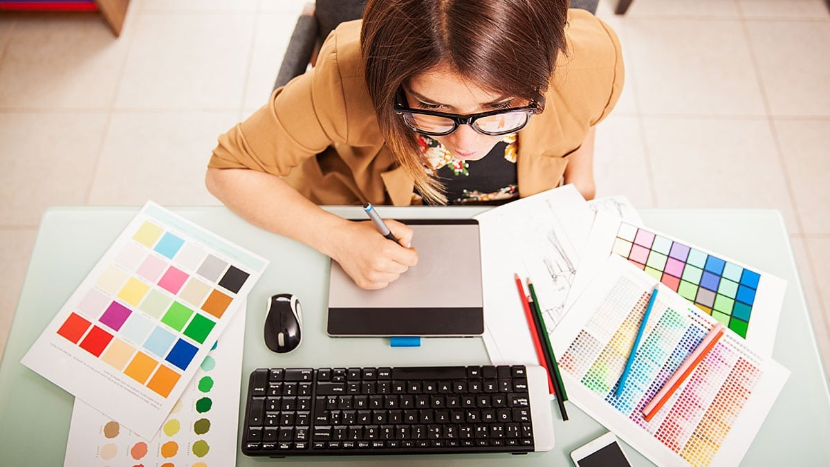 Графический дизайн картинки профессия, открытки